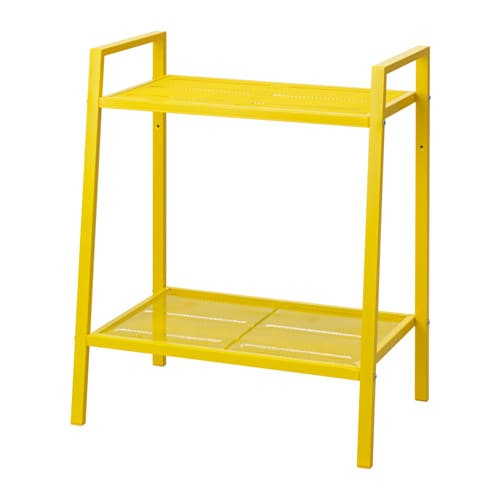 Ikea lerberg  LERBERG Shelf unit - red - IKEA