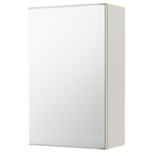 LILLÅNGEN mirror cabinet with 1 door white 40 cm 21 cm 64 cm