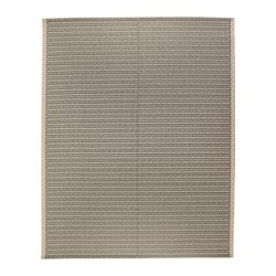 LOBBÄK rug flatwoven, in/outdoor, in/outdoor beige