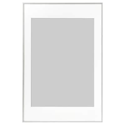 LOMVIKEN Frame, aluminium, 61x91 cm