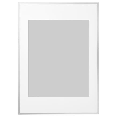 LOMVIKEN frame aluminium 50 cm 70 cm 40 cm 50 cm 39 cm 49 cm 50.5 cm 70.5 cm