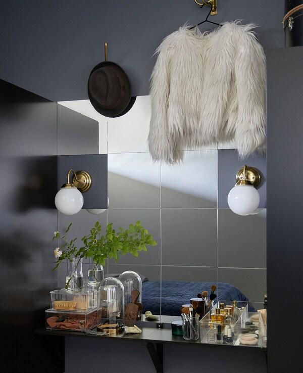 LOTS Mirror, 30x30 cm