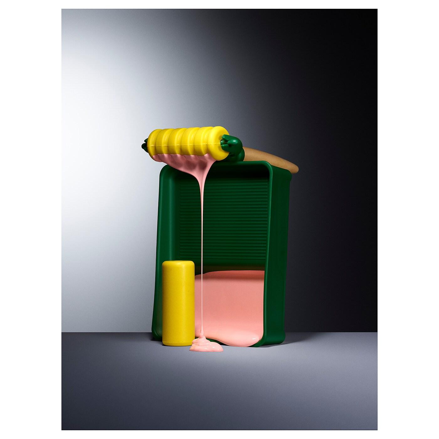 LUSTIGT 4-piece paint roller set
