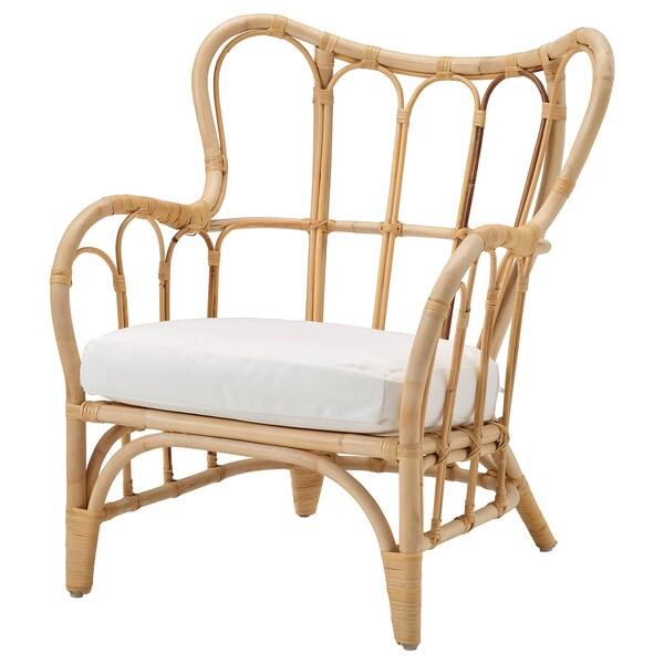 MASTHOLMEN Armchair, outdoor
