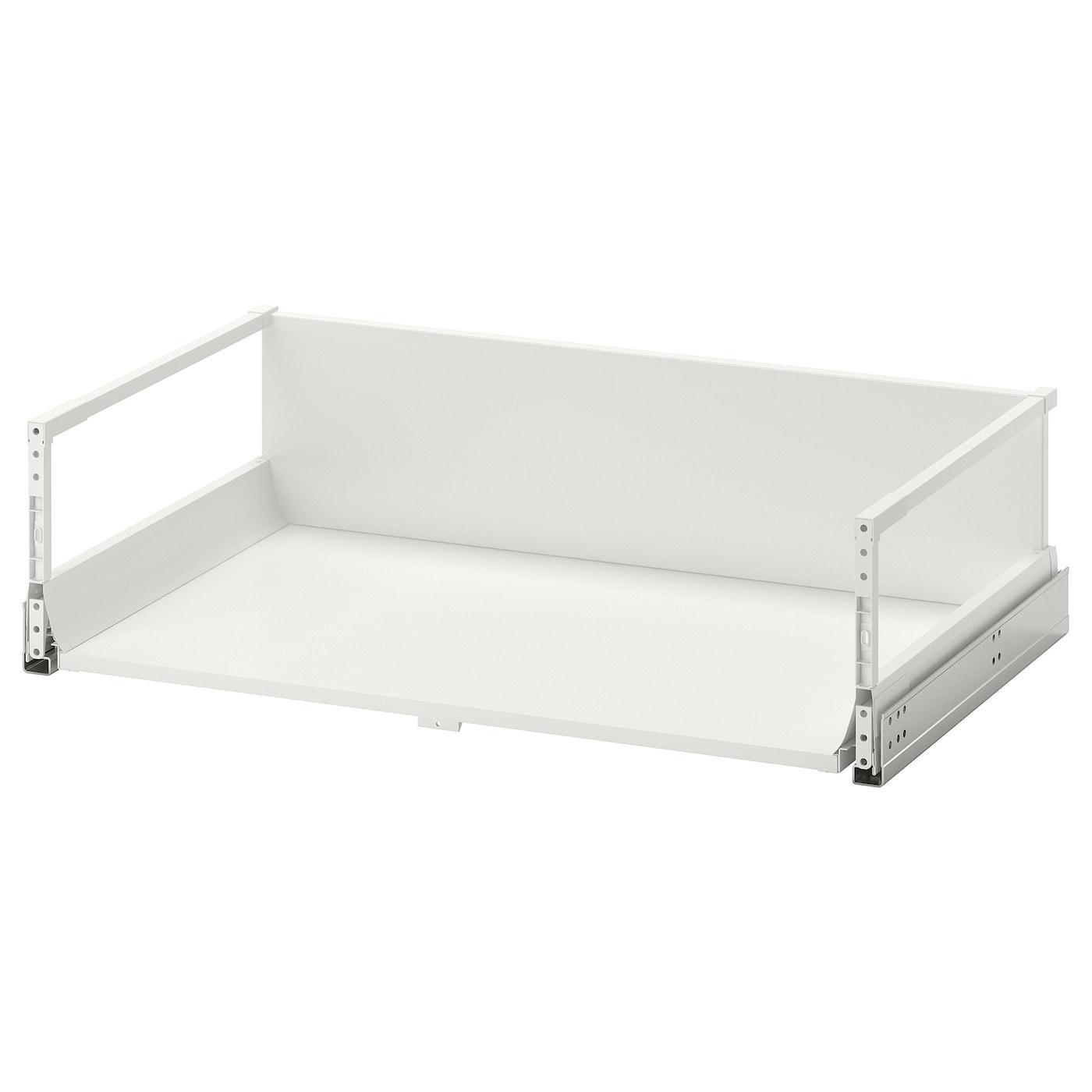 Spiksplinternieuw MAXIMERA Drawer, high - white, 80x45 cm - IKEA VF-15