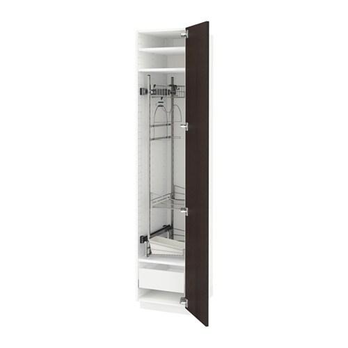 Folding Tv Dinner Table Ikea ~   with cleaning interior  white, Ma, Ekestad brown, 40x60x200 cm  IKEA