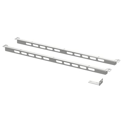 METOD Reinforced ventilated top rail, galvanised, 60 cm