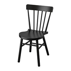 NORRARYD chair, black