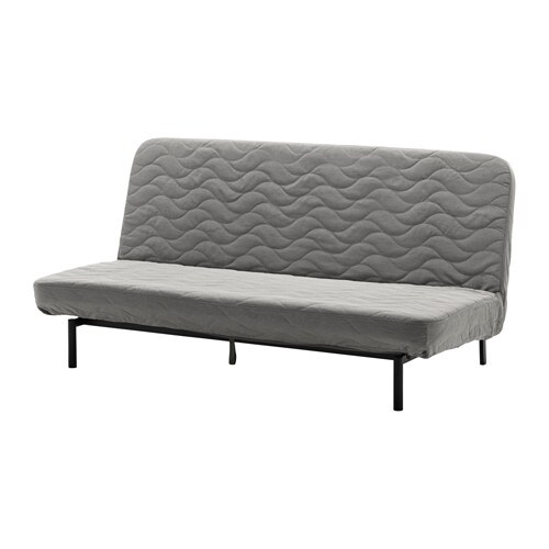 Remarkable Nyhamn 3 Seat Sofa Bed With Pocket Spring Mattress Knisa Grey Beige Dailytribune Chair Design For Home Dailytribuneorg