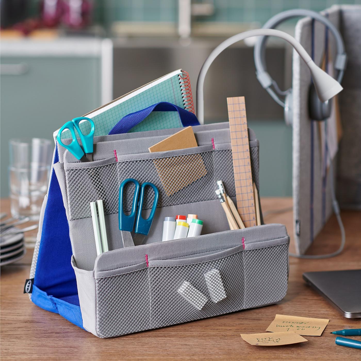ÖVNING Desk accessories organiser, 32x26 cm