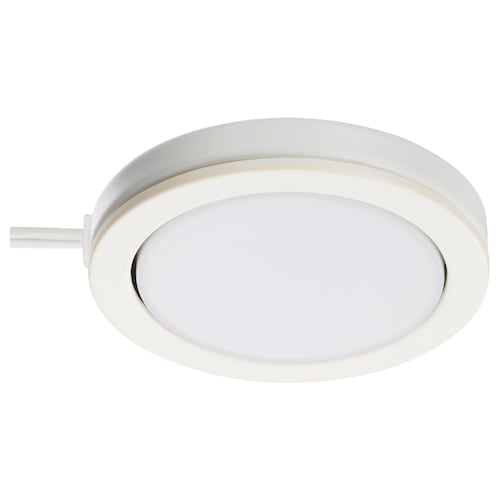 OMLOPP LED spotlight white 65 lm 1 cm 6.8 cm 3.5 m 1.4 W