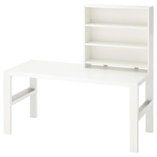 IKEA PÅHL Desk with shelf unit
