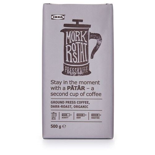IKEA PÅTÅR Press coffee, dark roast