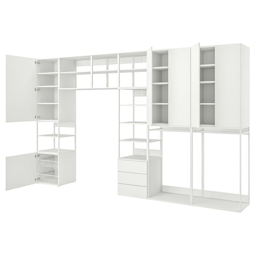 IKEA PLATSA Storage comb w 6 doors+3 drawers