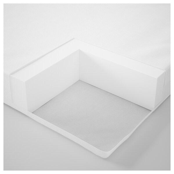 PLUTTEN Foam mattress for extendable bed, 80x200 cm