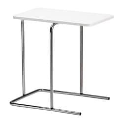 RIAN side table, white
