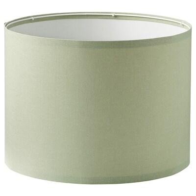 RINGSTA Lamp shade, light green, 42 cm