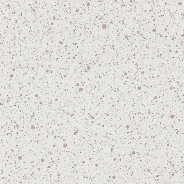 SÄLJAN worktop white stone effect/laminate 246 cm 63.5 cm 3.8 cm