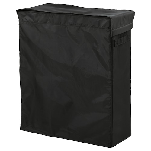 SKUBB laundry bag with stand black 22 cm 55 cm 65 cm 80 l