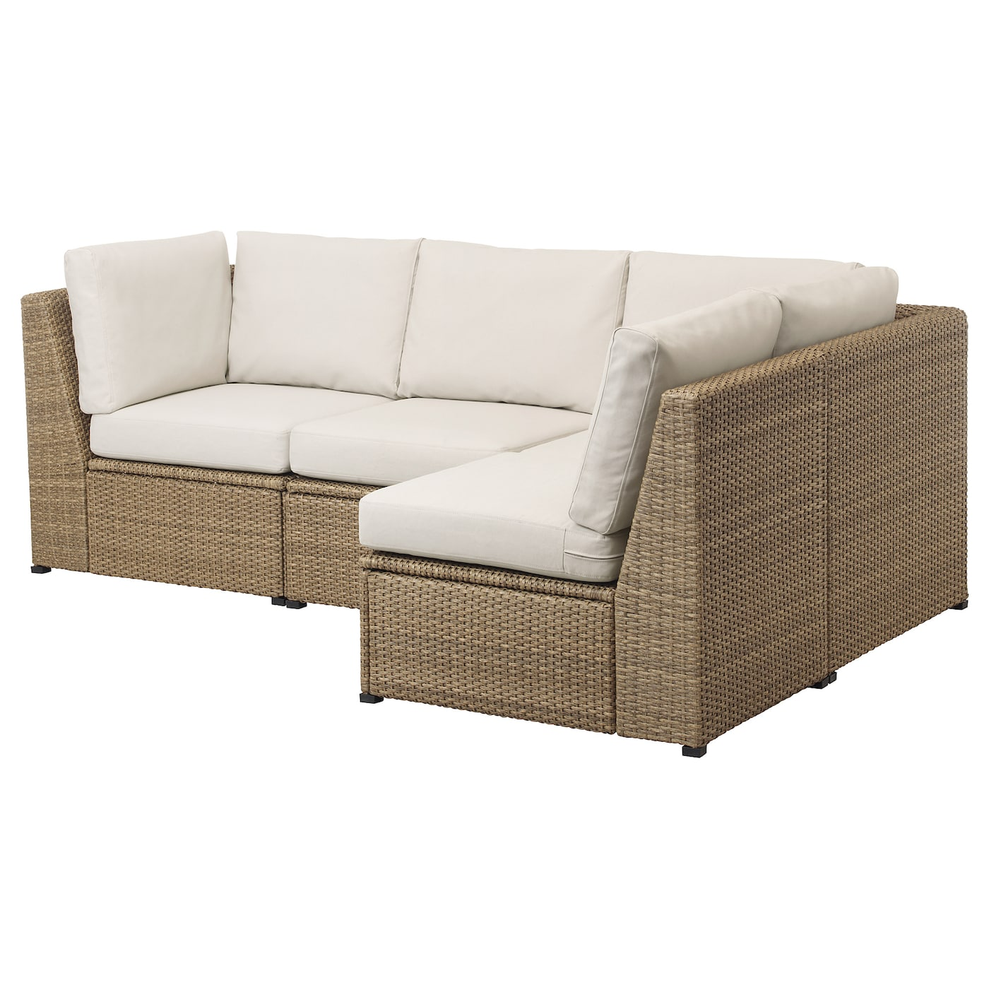 Modular Corner Sofa 3 Seat Outdoor