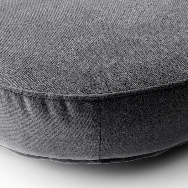 STOCKHOLM 2017 Cushion set armchair, Sandbacka dark grey
