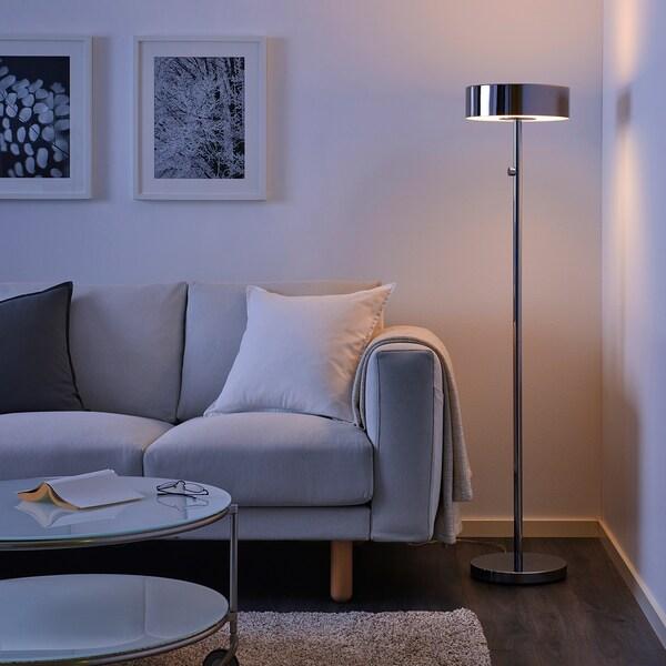 STOCKHOLM 2017 Floor lamp, chrome-plated