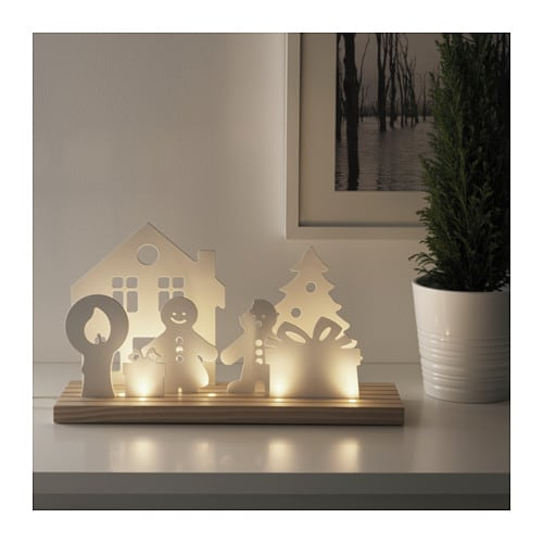 Str la led table decoration ikea - Ikea tableau decoration ...