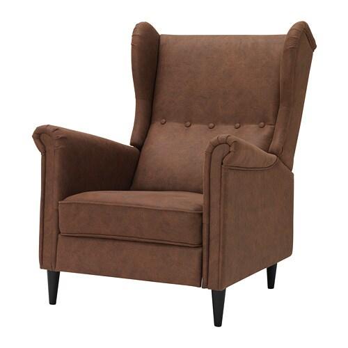 strandmon recliner ikea. Black Bedroom Furniture Sets. Home Design Ideas