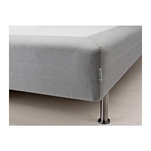 sultan silsand wooden base sprung mattress 90x200 cm ikea. Black Bedroom Furniture Sets. Home Design Ideas