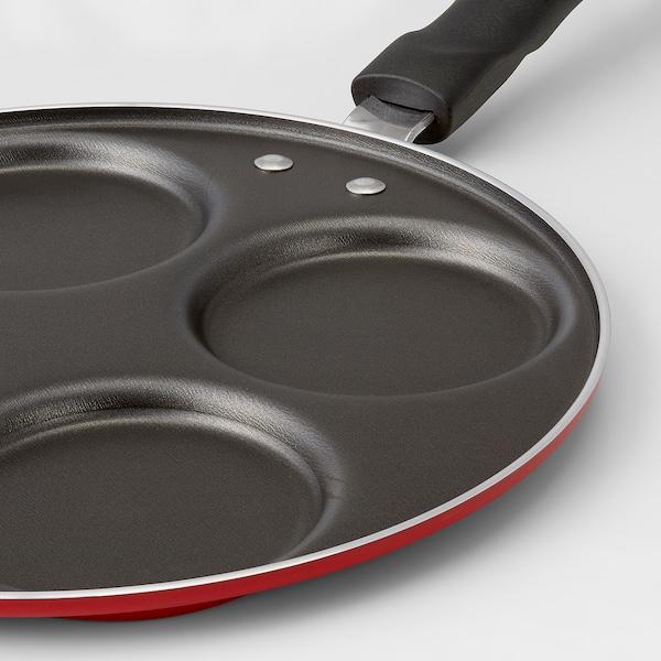 SUPERVARM Crepe-/pancake pan, black, 23 cm