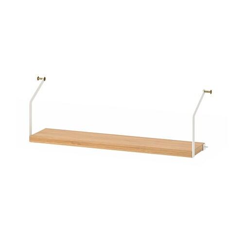 SVALNÄS - Shelf, bamboo