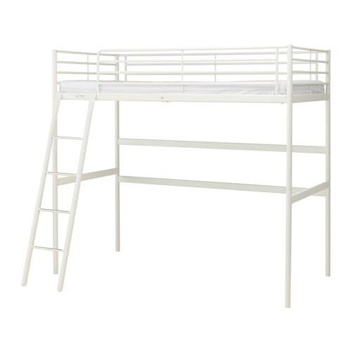sv rta loft bed frame ikea. Black Bedroom Furniture Sets. Home Design Ideas