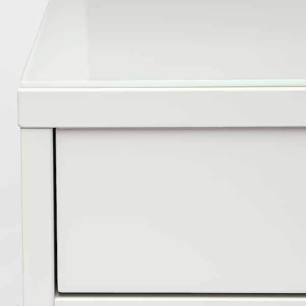 SYVDE Dressing table, white, 100x48 cm