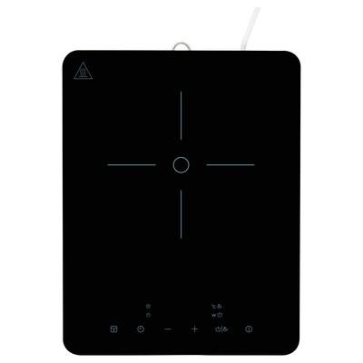TILLREDA portable induction hob white 30 cm 38.5 cm 5.4 cm 3 kg
