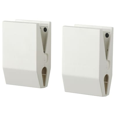 TOTEBO Clip with magnet, white