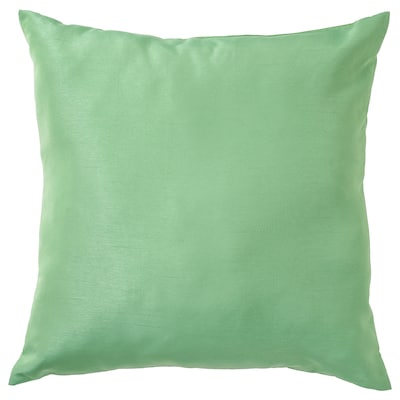 ULLKAKTUS cushion medium green 50 cm 50 cm 300 g 370 g