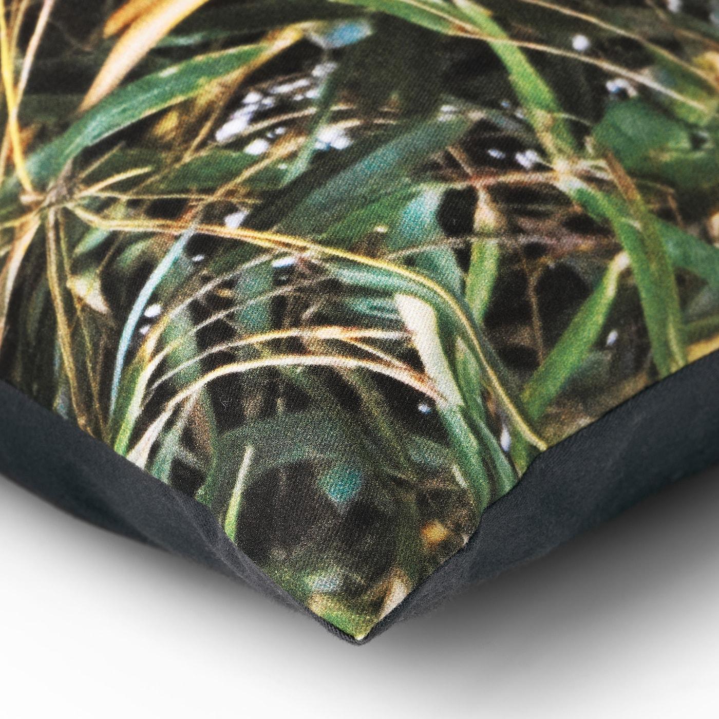 URSKOG cushion Panda multicolour 50 cm 50 cm 350 g 475 g