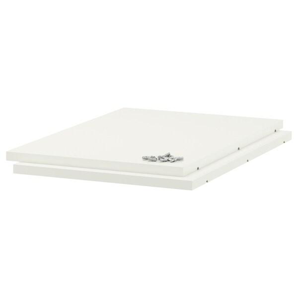 UTRUSTA Shelf, white, 40x60 cm