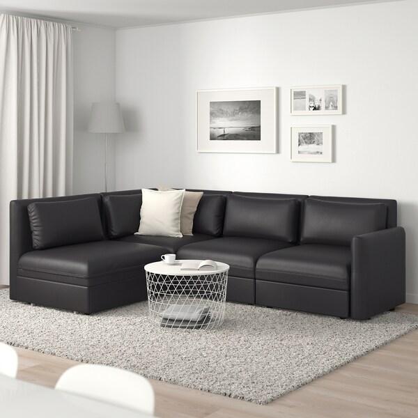 Vallentuna Modular Corner Sofa 3 Seat