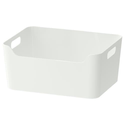 VARIERA box white 33.5 cm 24 cm 14.5 cm