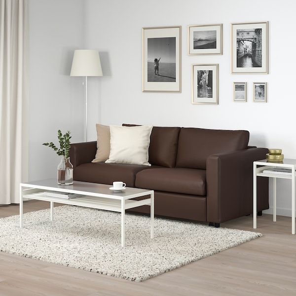 Vimle 2 Seat Sofa Bed Farsta Dark