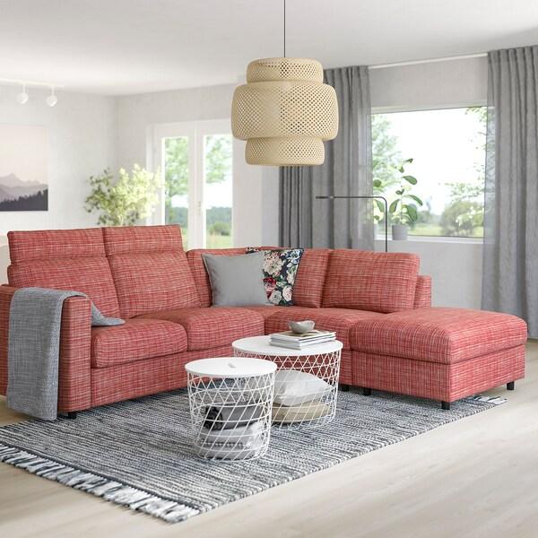 IKEA VIMLE Corner sofa, 4-seat