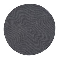 VOSTRUP rug, low pile, light grey