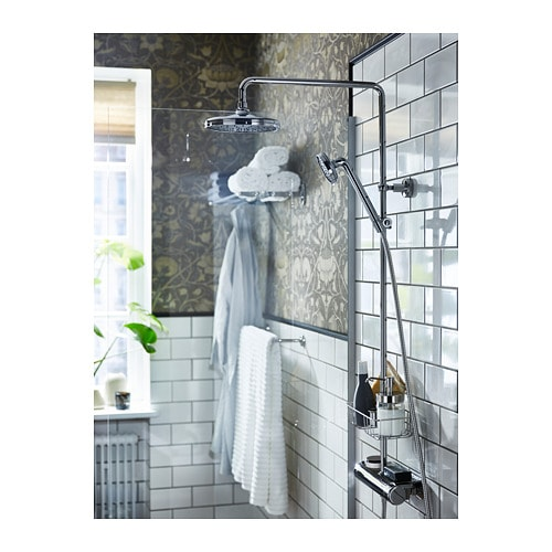 VOXNAN 3-spray handshower IKEA 3 year guarantee.   Read about the terms in the guarantee brochure.