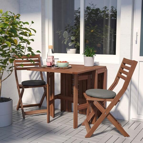 IKEA 에플라뢰 야외게이트레그테이블