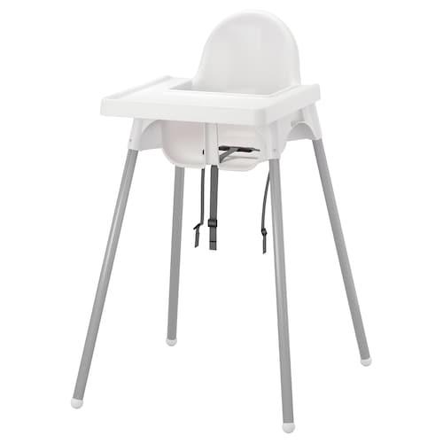 IKEA 안틸로프 유아용의자+트레이