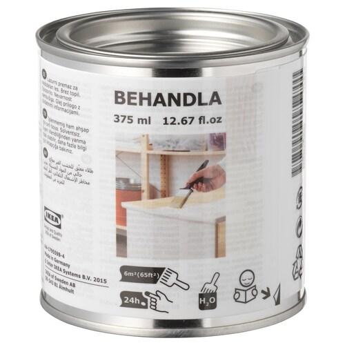 베한들라 글레이징페인트 화이트 375 ml