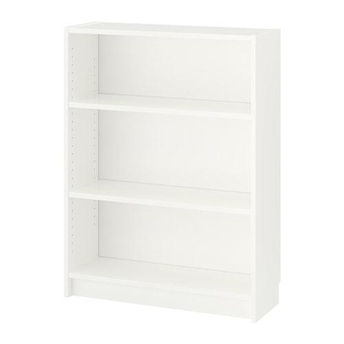 BILLY 빌리 책장 IKEA 선반의 높이와 간격을 원하는 대로 조절할 수 있습니다. 하나의 유닛은 한정된 공간에서 그 자체로 충분한 수납공간으로 기능하며, 필요에 따라 더 큰 수납공간으로 확장할 수도 있습니다.