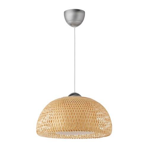 BÖJA 뵈야 펜던트등 IKEA 핸드메이드 전등갓으로 제품마다 다른 개성을 느낄 수 있습니다. 부드러운 불빛으로 따뜻하고 포근한 느낌을 줍니다. 직접조명과 전체조명으로 모두 사용할 수 있고 식탁을 멋지게 밝혀줍니다.