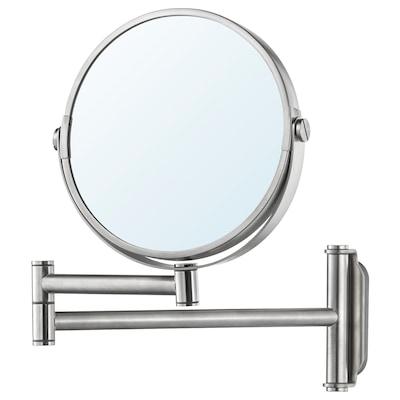 BROGRUND 브로그룬드 거울, 스테인리스, 3x27 cm